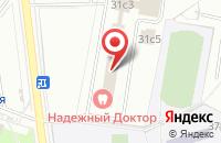 Схема проезда до компании Вита-Аз в Москве