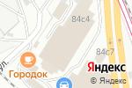 Схема проезда до компании Renomag в Москве
