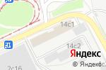 Схема проезда до компании Impersa в Москве