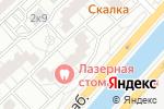 Схема проезда до компании Azur beauty в Москве