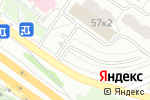 Схема проезда до компании Сабурово-77М в Москве