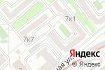 Схема проезда до компании Босс ЛТД в Москве