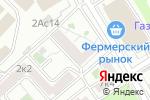 Схема проезда до компании UBER в Москве