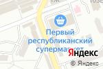 Схема проезда до компании Одежон в Донецке