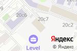 Схема проезда до компании Метра Сервис в Москве