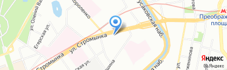 Service-Help на карте Москвы