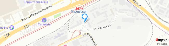 проезд Угрешский 2-й