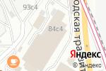 Схема проезда до компании GTDetail в Москве