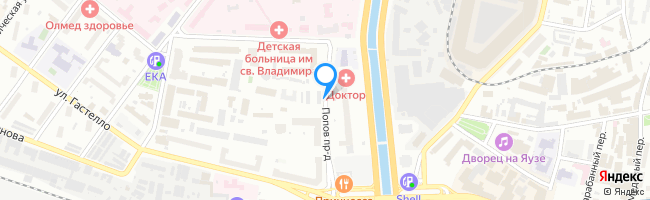 Попов проезд