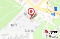 Схема проезда до компании Стимул в Москве