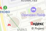 Схема проезда до компании Займ-Экспресс в Москве