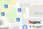 Схема проезда до компании Дичь Бутик в Москве