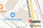 Схема проезда до компании BLITZ-AVTO в Москве