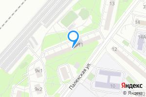 Двухкомнатная квартира в Москве ул Палехская, 11