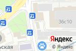 Схема проезда до компании Стадкод в Москве