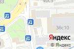 Схема проезда до компании Адвокатский кабинет Чистовой Натальи Григорьевны - Адвокатский кабинет в Москве