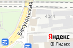 Схема проезда до компании Центр бухгалтерского мониторинга и аудита в Москве