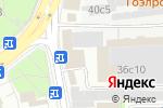Схема проезда до компании Ю-ТРЕЙДКОМПАНИ в Москве
