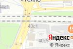 Схема проезда до компании Витафарм в Москве