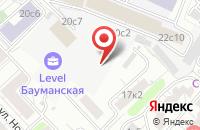 Схема проезда до компании Рс- Комплект в Москве