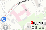 Схема проезда до компании Консультативно-диагностический центр №2 в Москве