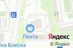 Схема проезда до компании Лекс Тайм в Москве