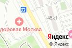 Схема проезда до компании Тренер-Фигурное катание Шипиловская в Москве