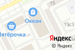 Схема проезда до компании Пятница+ в Москве