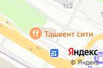 Схема проезда до компании Юнипол в Москве