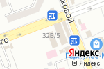 Схема проезда до компании Карандашик в Донецке