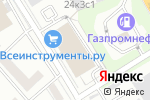 Схема проезда до компании Wankom в Москве