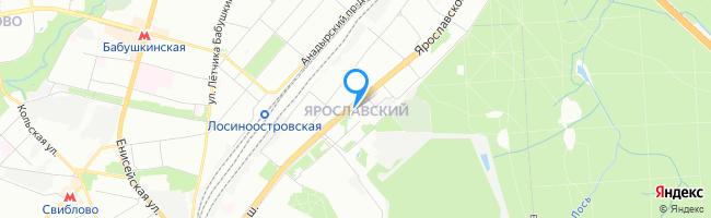 район Ярославский