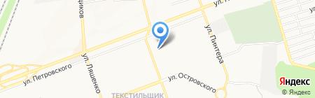 Парфюм на карте Донецка