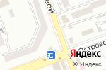 Схема проезда до компании Корсар в Донецке