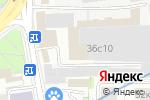 Схема проезда до компании Дом Текстиля в Москве