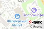 Схема проезда до компании Штукатур-ПРО в Москве