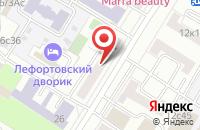 Схема проезда до компании Дорн-М в Москве