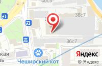 Схема проезда до компании Информационное Агентство «Провинция Бг» в Москве