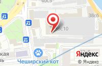 Схема проезда до компании Мастер Лига в Москве