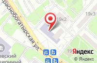 Схема проезда до компании Рвм-Энерго в Москве