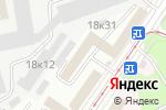 Схема проезда до компании ТДМ-пресс в Москве