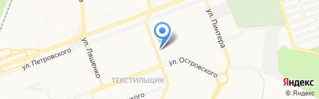 Руслана на карте Донецка