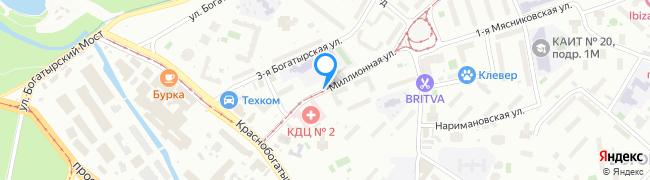 Миллионная улица