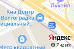 Схема проезда до компании КОНСАЛТ.РУ в Москве