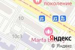Схема проезда до компании Автоторгбанк в Москве