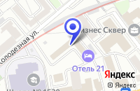 Схема проезда до компании СТЕКЛЯННЫЕ ДВЕРИ АКМА в Москве