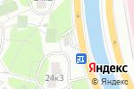 Схема проезда до компании Автомойка на Русаковской Набережной в Москве