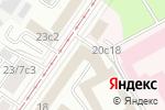Схема проезда до компании Медико-санитарная часть №77 ФСИН России в Москве