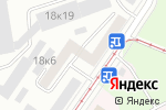 Схема проезда до компании СОТ в Москве