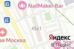 Схема проезда до компании МедМаг24 в Москве